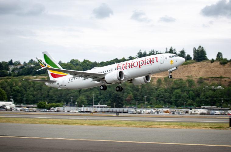 THY, Son 5 Ayda 2 Sefer Düşen Boeing 737 Max'lerin Uçuşlarını Durdurduğunu Duyurdu