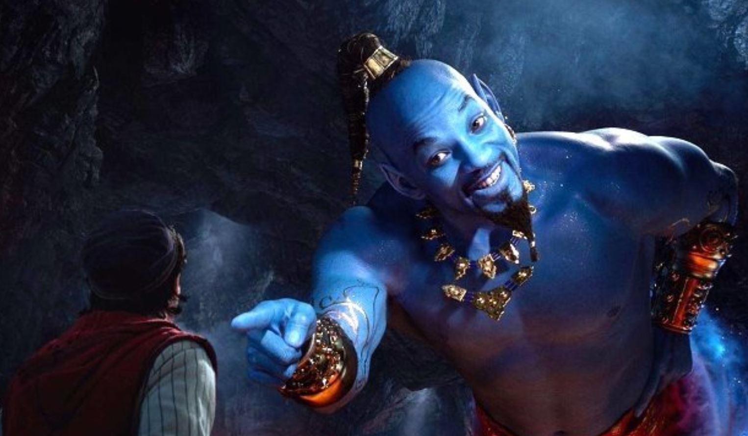 Will Smith'in Cin'ine Odaklanılan Aladdin'in Tam Fragmanı Yayınlandı