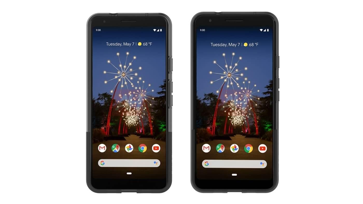 Google Pixel 3a ve Pixel 3a XL'ın Detayları Ortaya Çıktı