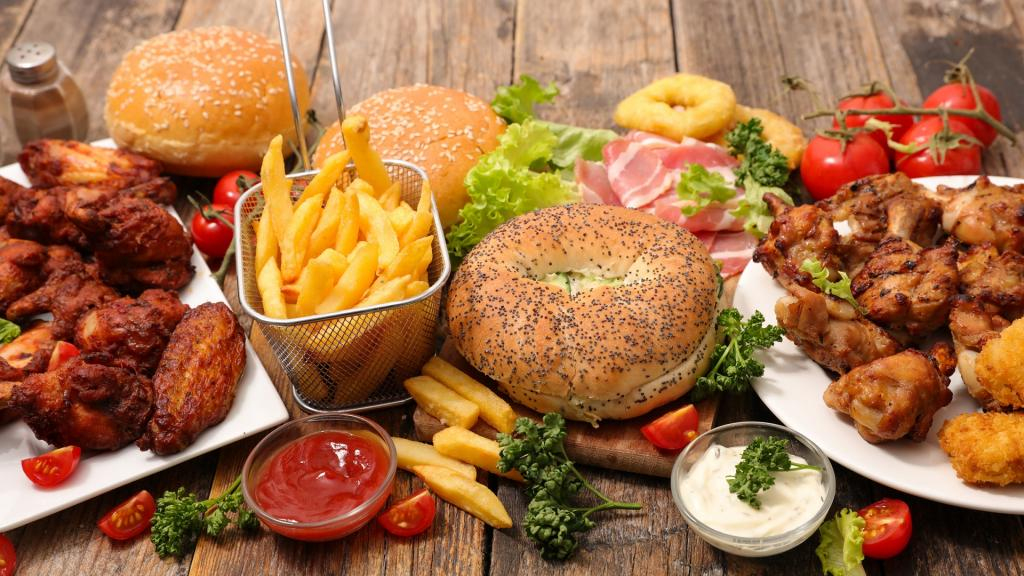 When you need that extra calorie – King of unhealthy food – US