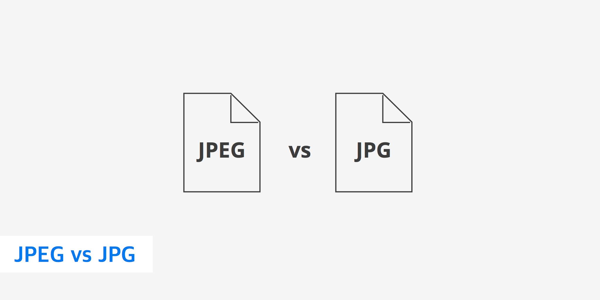 Jpg Ve Jpeg Dosyalari Arasindaki Fark Nedir