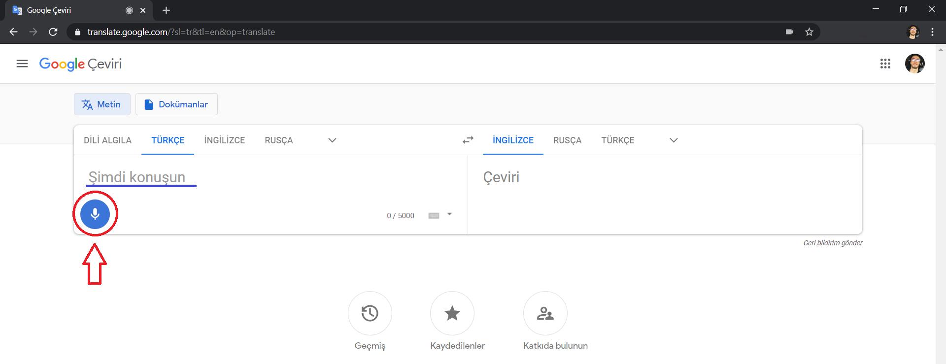 Google Çeviri'nin Az Bilinen 8 Şahane Özelliği