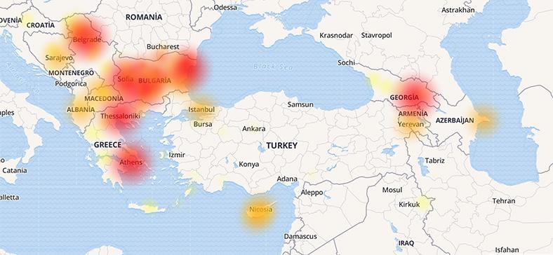 facebook çöktü mü