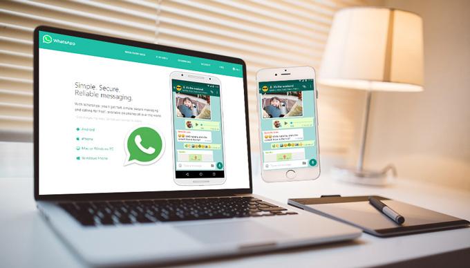 whatsapp android ios windows