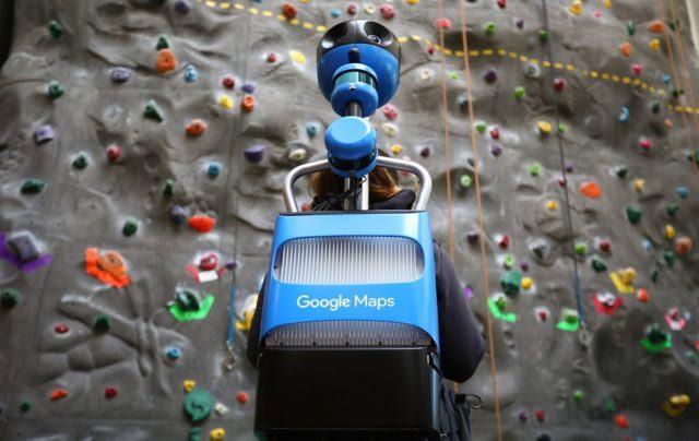 google-trekker