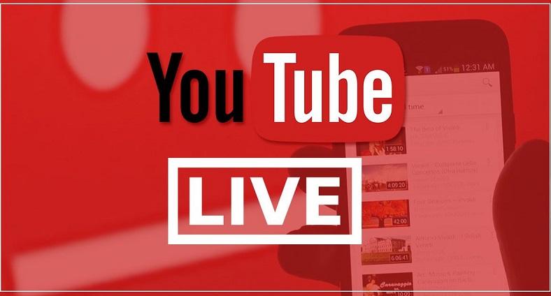 YouTube, Android Uygulamasına Canlı Yayın Desteği Getiriyor