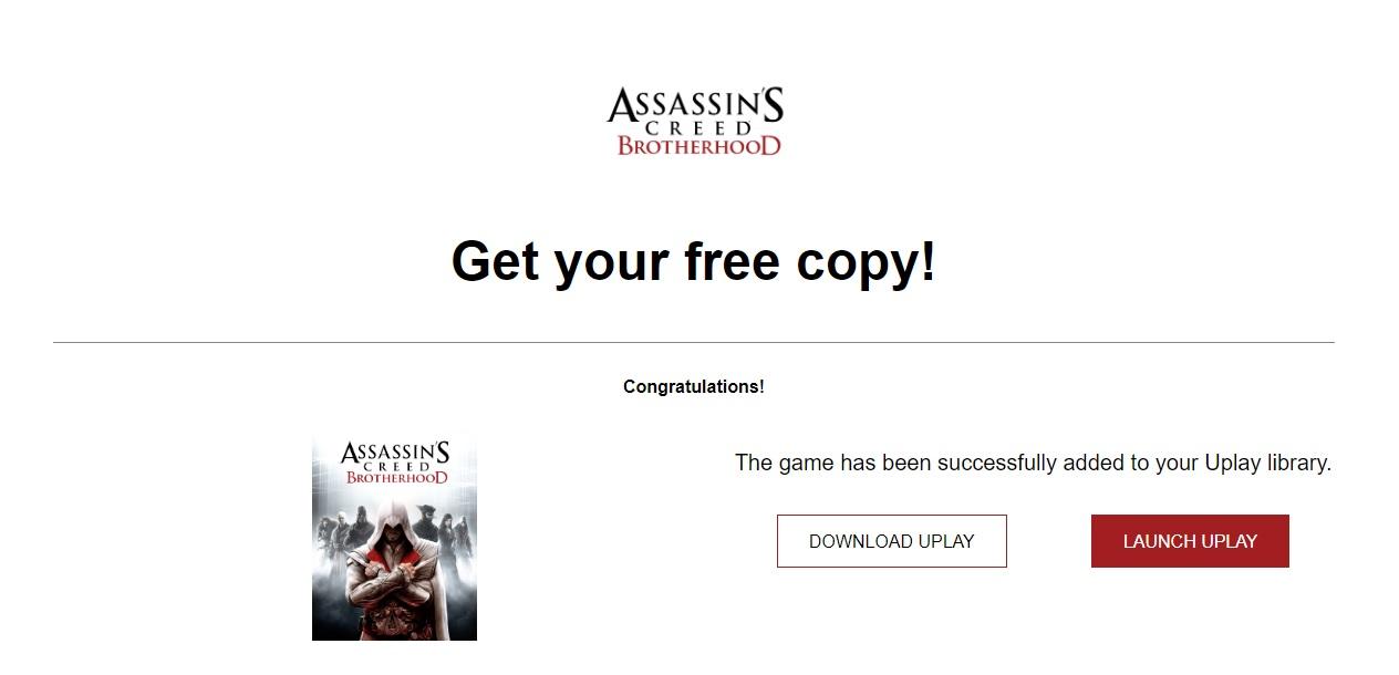 Ubisoft, Steam Fiyatı 77 TL Olan Oyunu Kısa Süreliğine Ücretsiz Yaptı