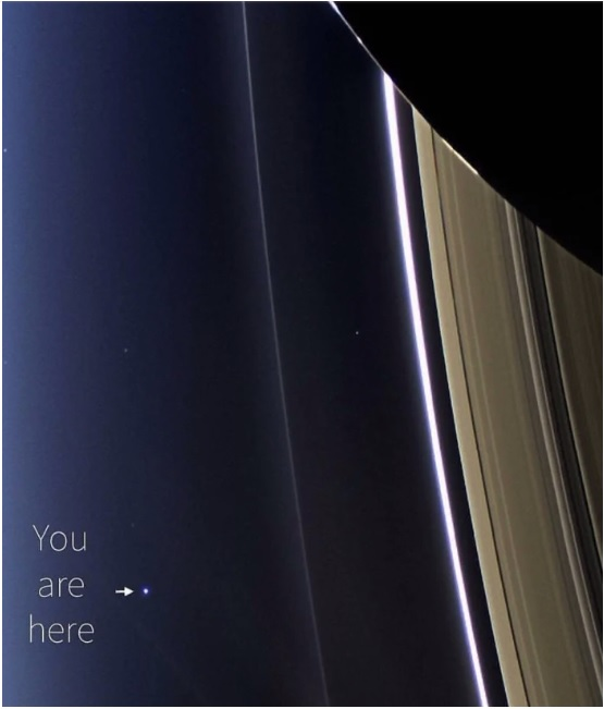 Cassini Dünya