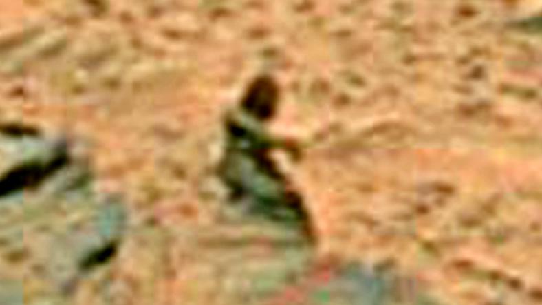 Curiosity aracı Mars