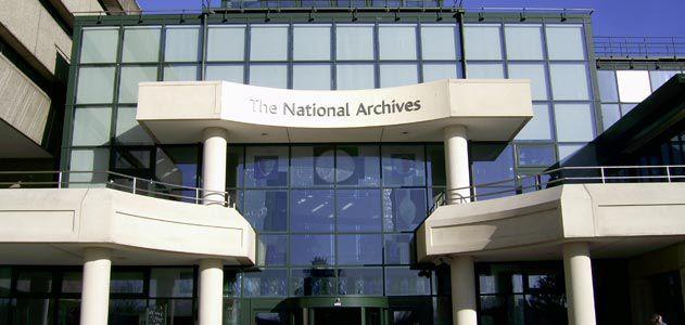 Britanya Ulusal Arşivi