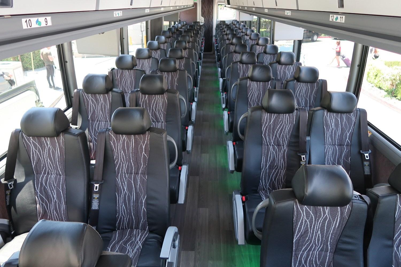 otobüs koltuk