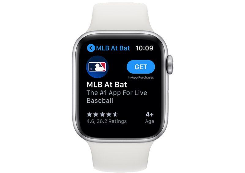 """Apple Watch """"App Store"""""""