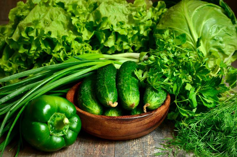 yeşil-sebzeler