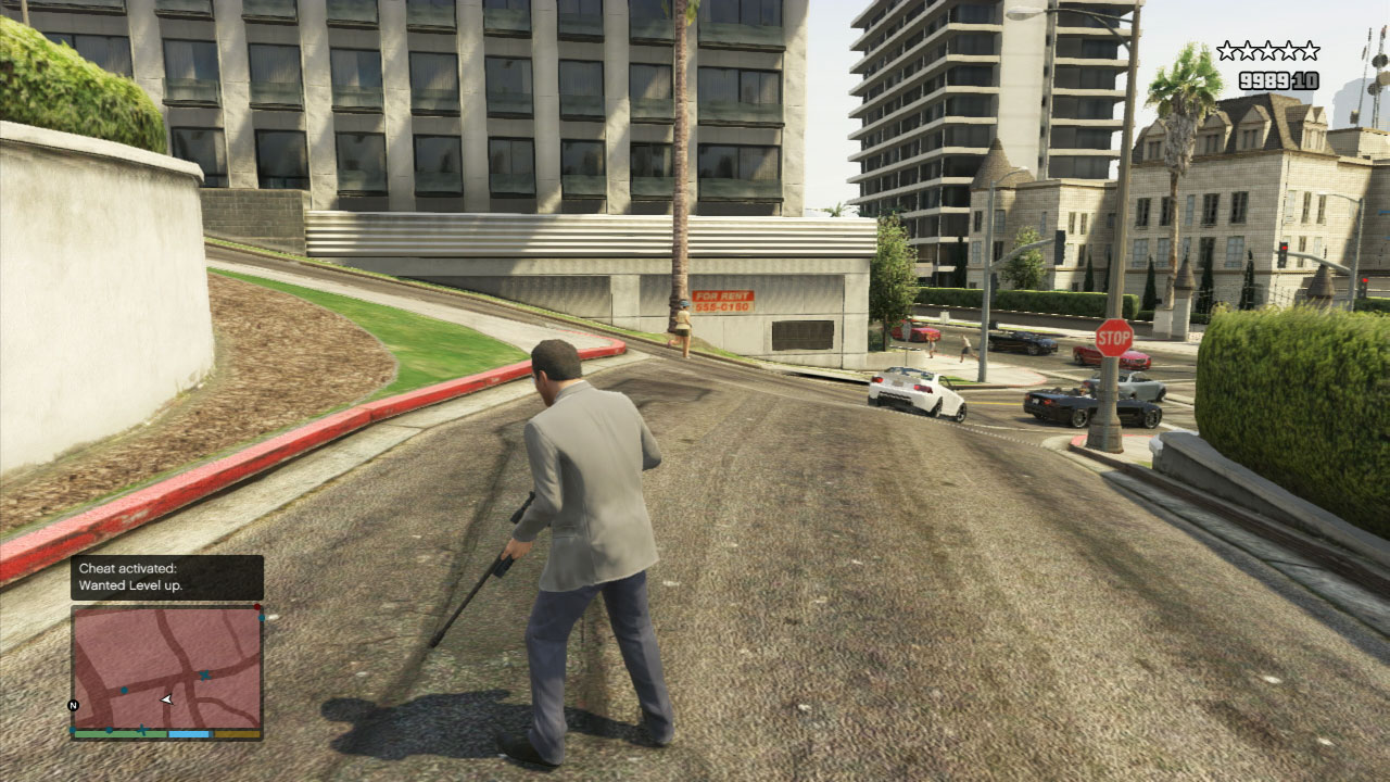 GTA 5 Polis Hilesi