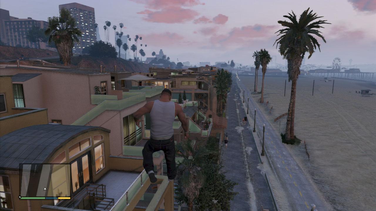 GTA 5 Zıplama Hilesi