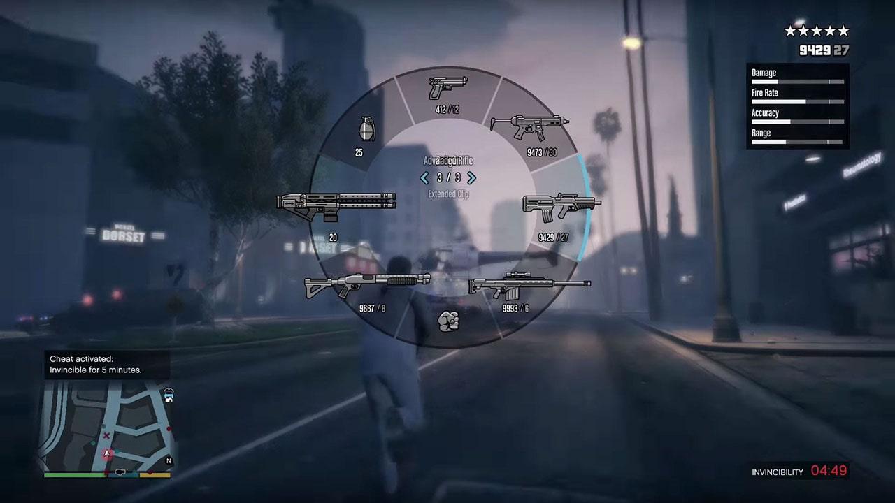GTA 5 Ölümsüzlük Hilesi