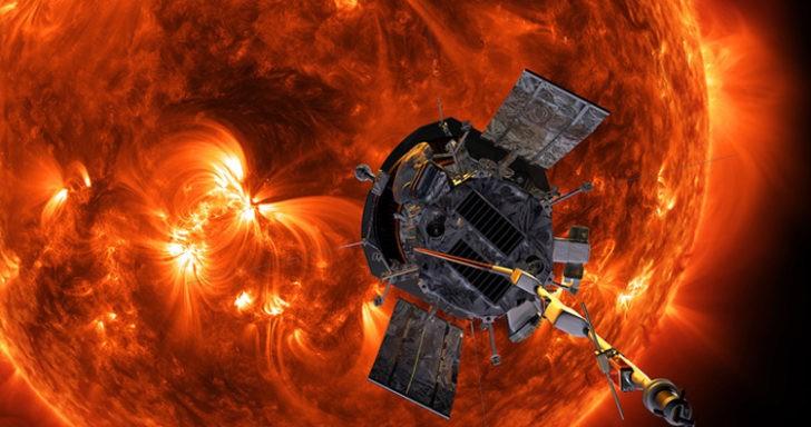güneş uzay aracı
