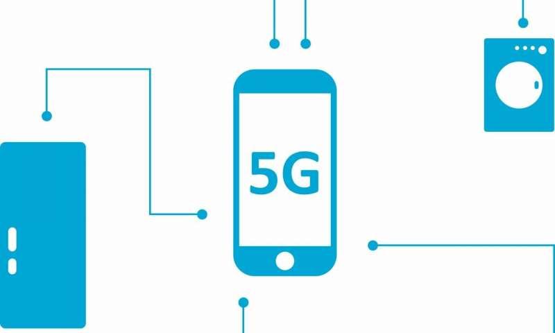 5G,bağlantı,şeması