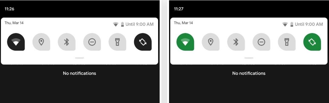 Android tema