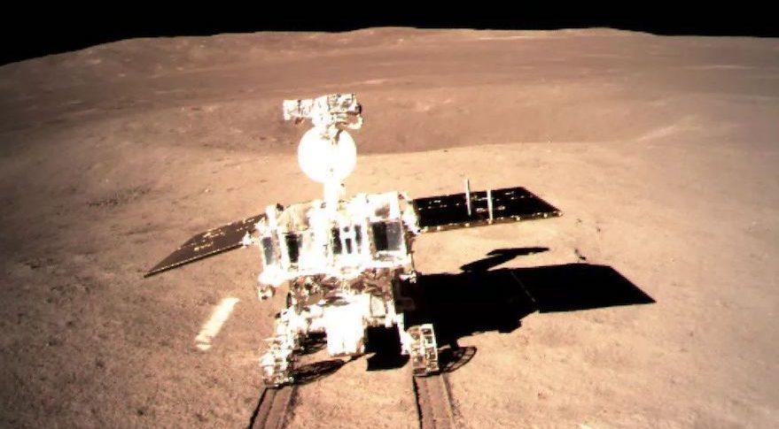 Yutu-2 Uzay Aracı