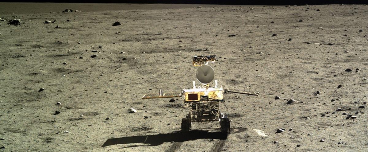 Ay Yüzeyinde Keşfedilen Madde