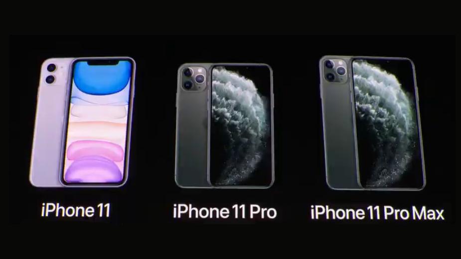 iphone 11 ailesi