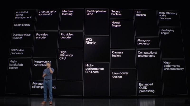 iphone 11 işlemci