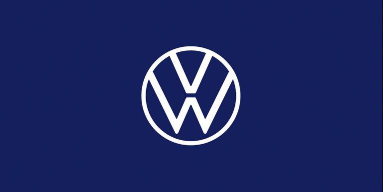 Volkswagen yeni logo