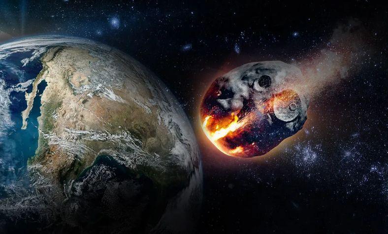 asteroid dünya