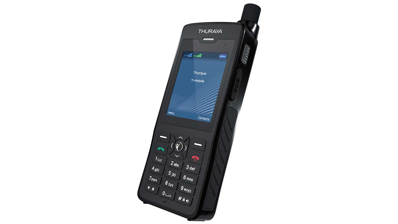 satellite phone charges
