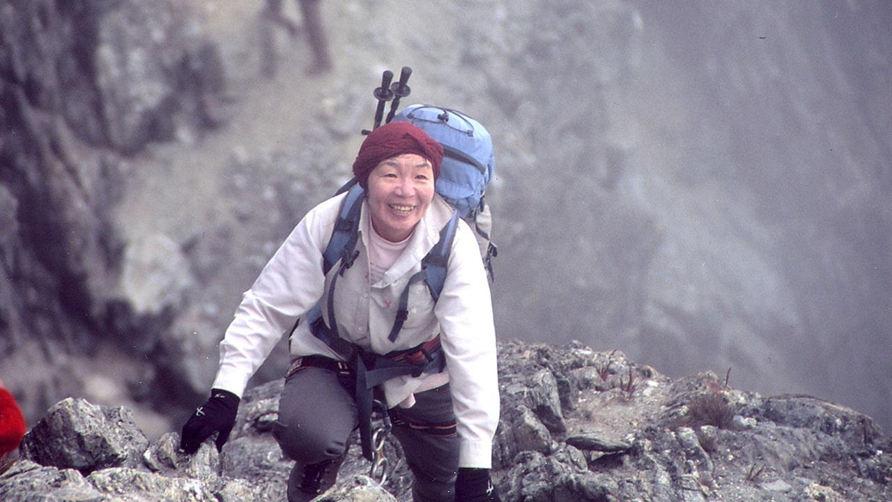 Google, Everest'e tırmanan ilk kadın olan Junko Tabei'yi unutmadı