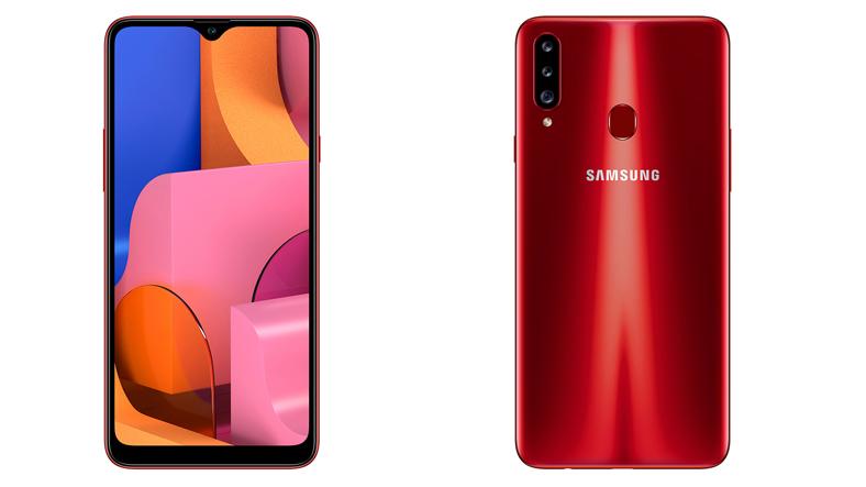 Samsung Galaxy A20s Özellikleri