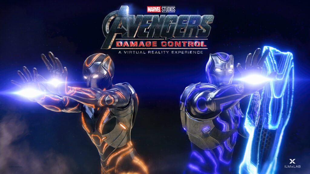 avengers damage control vr