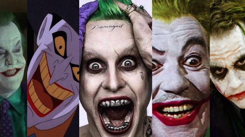 tüm joker karakterleri