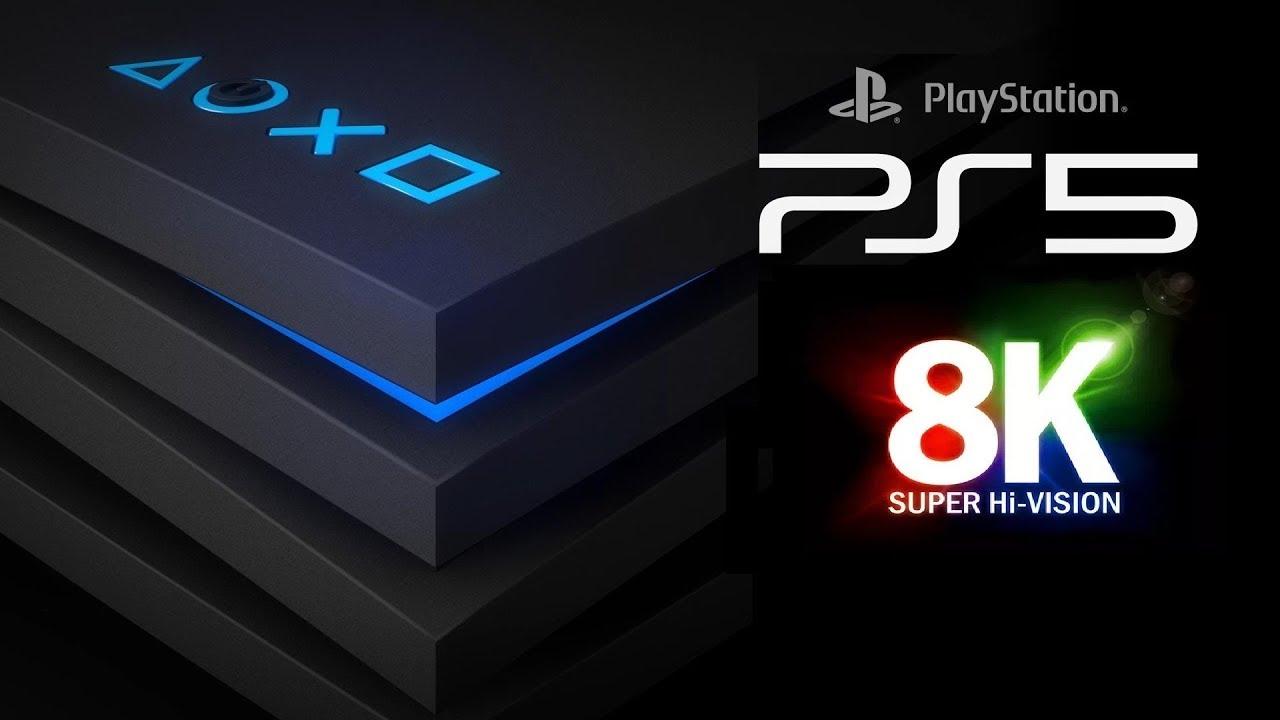 Playstation 5 8K Çözünürlük