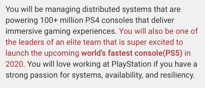 Sony'ye Göre PlayStation 5, 'Dünyanın En Hızlı Oyun Konsolu'