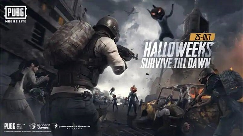 PUBG Mobile Lite has just received a Halloween-themed update.