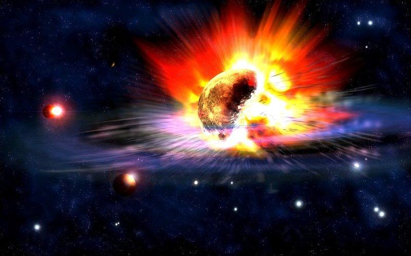 Büyük Patlama nasıl oluştu