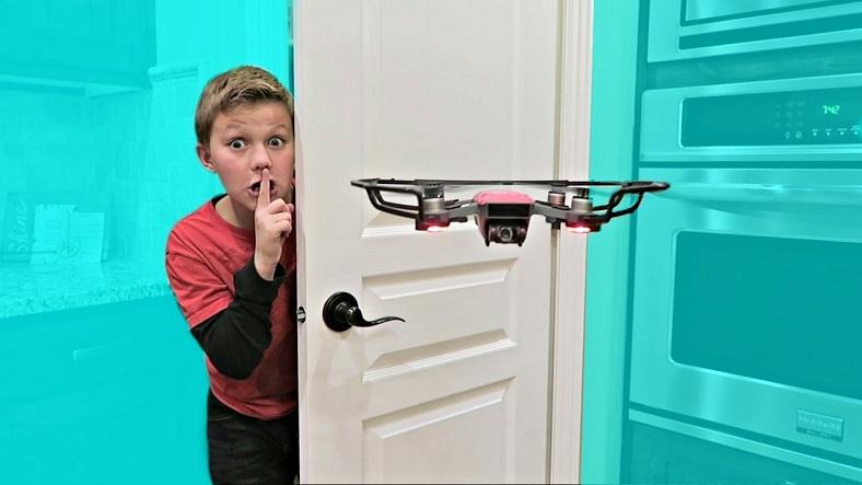 drone saklambaç