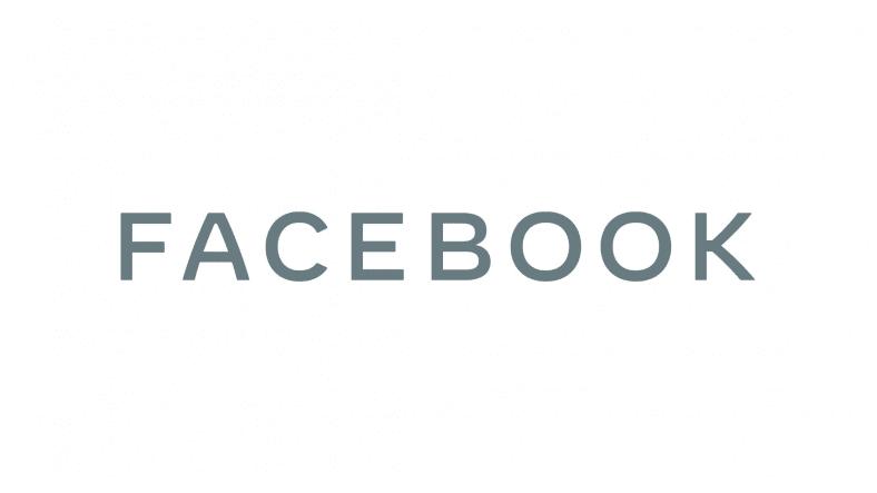 facebook kurumsal logosu