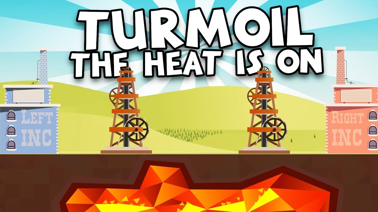 Turmoil The Heat is On