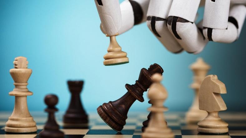 yapay zeka satranç