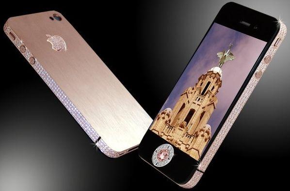 Rose iPhone 4