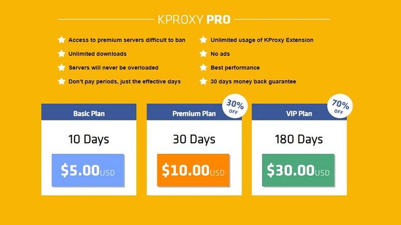 kproxy, engelli sitelere giriş