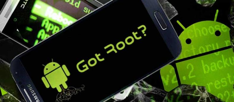 root, android