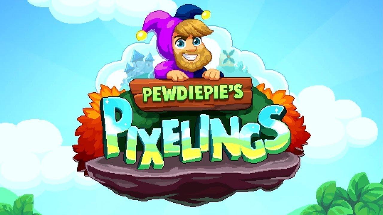 PewDiePie's Pixellings