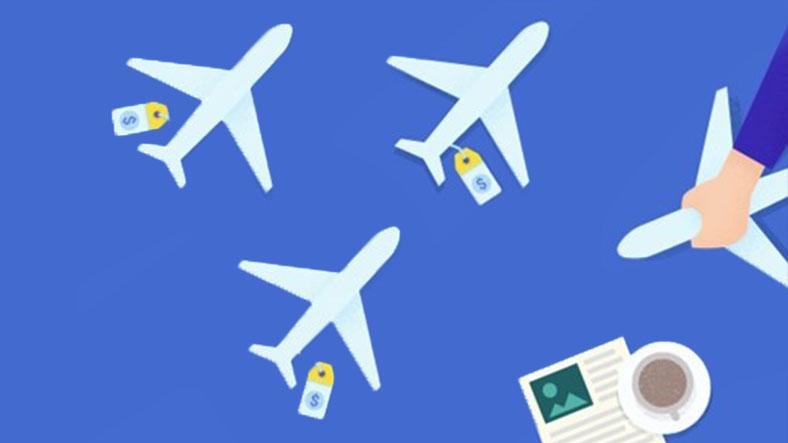 google uçuşlar indir