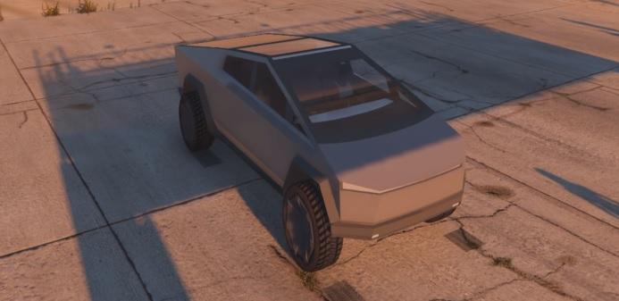 GTA 5 Tesla