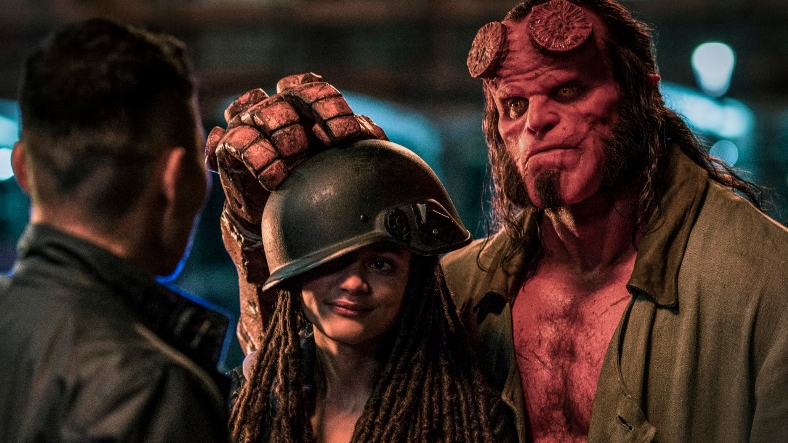 Hellboy, webtekno