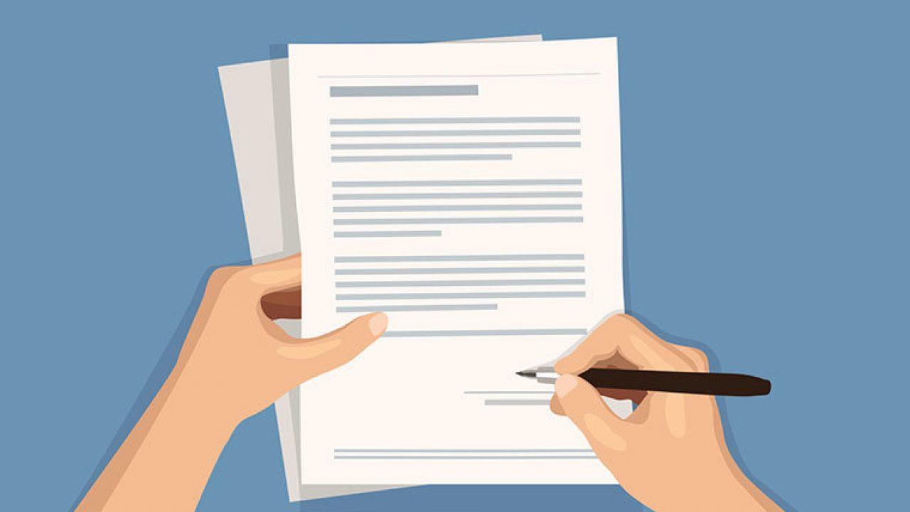 niyet mektubu nedir, ön yazı hazırlama
